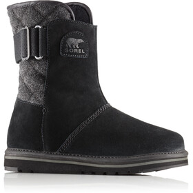 Sorel Newbie Stiefel Damen black/grill